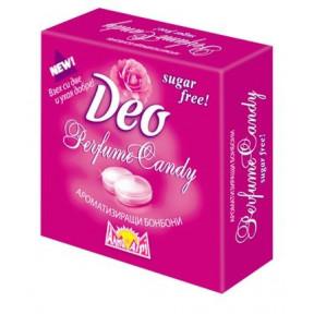 Caramelo Perfume DEO Rosas 60 g 15 unidades