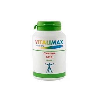 Coenzima Q10 100 Cápsulas Vitalimax Nutrition