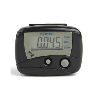 Podómetro contador de pasos