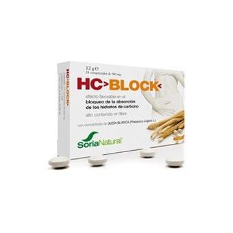 Bloqueador de Carbohidratos HC Block Comprimidos