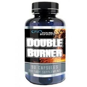 Queimador de Gordura Double Burner 90 cápsulas