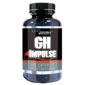 GH Impulse 120 Cápsulas