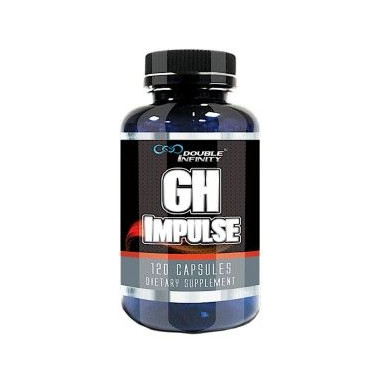 GH Impulse 120 cápsulas