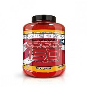 2 Kg 100% Pure ISO Aislado de Proteina de Suero (Whey)