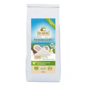 Bio coco Farinha 600 g