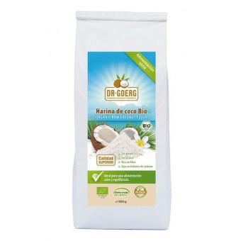 Harina de Coco Bio 600 g