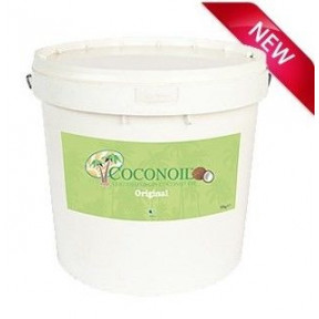 10 L Óleo de Coco Virgem Coconoil Original Cubo 9,2 kg