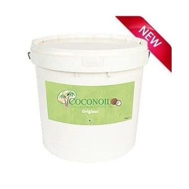 9,2 kg. Aceite de Coco Virgen Coconoil Original Cubo (10 L)