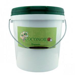 9,2 Kg Óleo de Coco Virgem Orgânico Coconoil Organic Cubo