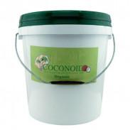 10 L Óleo de Coco Virgem Orgânico Coconoil Cubo 9,2 kg