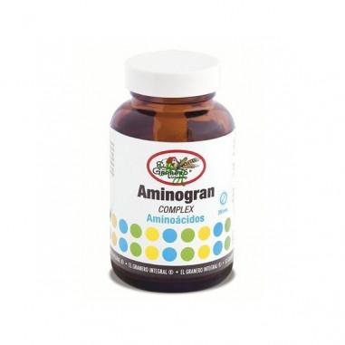 Aminogran Complex (aminoácido) 180 Cápsulas
