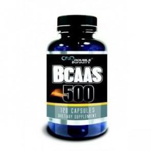 Double Infinity BCAAS 500 120 Cápsulas