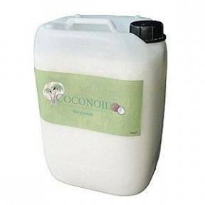10 Kg. Óleo de Coco Virgem Orgânico Coconoil Organic Jarro (10,87 L)