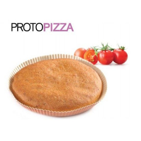 Pizza CiaoCarb Protopizza Etapa 1 Natural ou com Tomates Secos