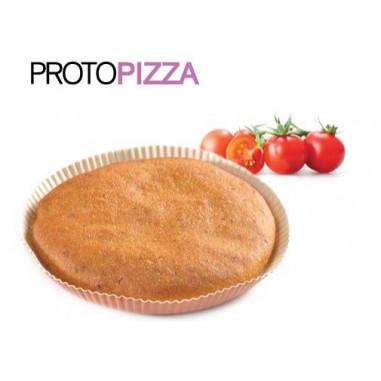 Pizza CiaoCarb Protopizza Etapa 1 Natural ou com Tomates Secos