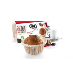 Muffin CiaoCarb Protoday Fase 1 Dulce Natural 3 unidades