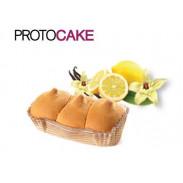 Plum Cake CiaoCarb Protocake Etapa 1 Baunilha Limão 180 g