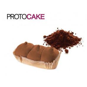 Plum Cake CiaoCarb Protocake Etapa 1 Cacau