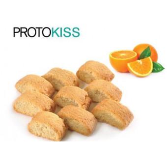 Mini Galletas CiaoCarb Protokiss Fase 1 Naranja