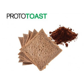 Tostadas CiaoCarb Prototoast Fase 2 Cacao 200 g