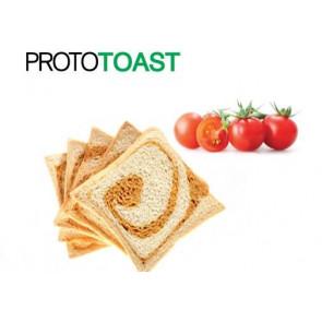 Pan Tostado CiaoCarb Prototoast Fase 2 Tomate