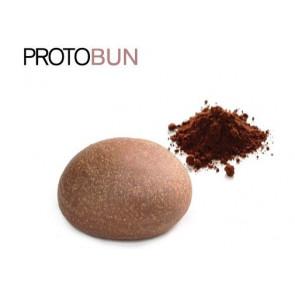 Bollo de Pan CiaoCarb Protobun Fase 2 Cacao 3 unidades 120 g