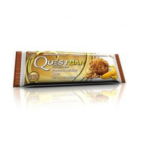 Quest Bar Protein Sabor Muffin de Plátano y Nueces 60 g