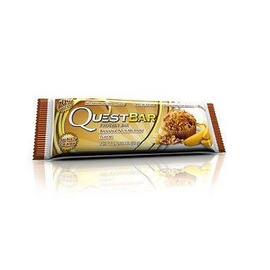 Quest Bar Protein Muffin de Plátano y Nueces