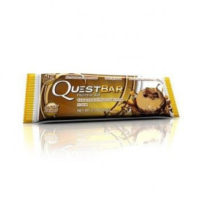 Quest Bar Protein Chocolate con Mantequilla de Cacahuete 60 g
