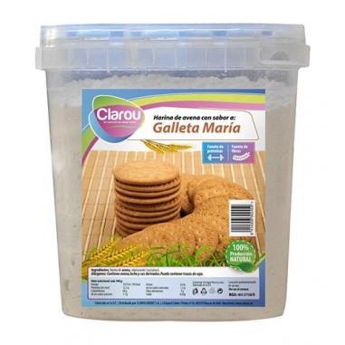 Harina de Avena Sabor Galleta María 2 kg
