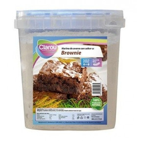 Oatmeal with Brownie Flavor 2 kg