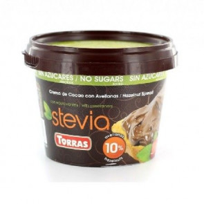 Chocolate Preto com Avelã Adoçados com Stevia Torras 125g