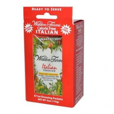 Walden Farms Italian Dressing, 6 sobres de 28 g