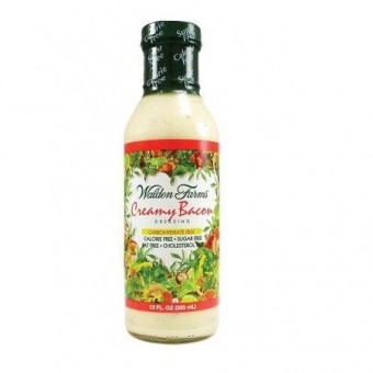 Walden Farms Bacon Ranch Dressing, 355 ml