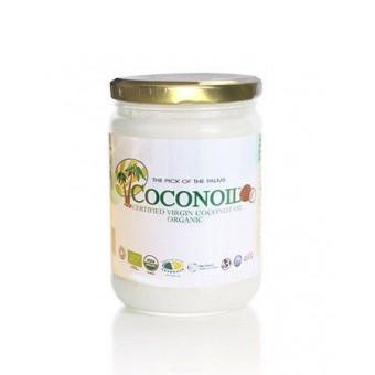 500 ml Aceite de Coco Virgen Ecológico Coconoil Organic (460 g) Envase Cristal