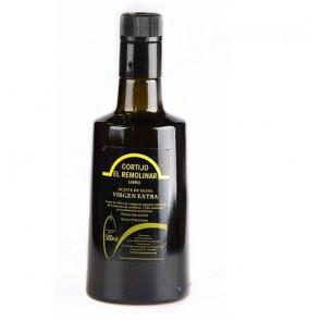 Aceite de Oliva Virgen Extra Cortijo El Remolinar 500 ml Envase Cristal