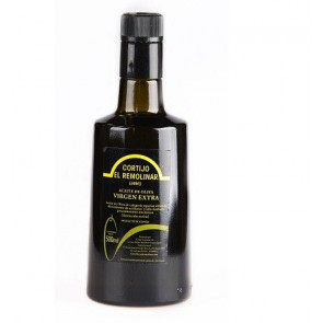 Aceite de Oliva Virgen Extra Cortijo El Remolinar 500ml Envase Cristal