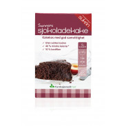 Pronto para Desenvolver Bolo de Chocolate Sukrin 410 g
