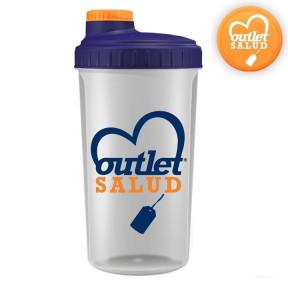 Shaker para proteína en polvo OutletSalud 700ml