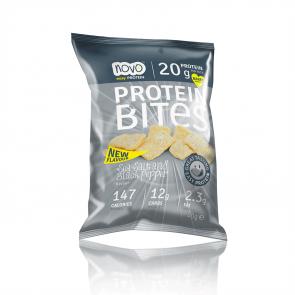 Protein Bites - Picadas Chips de Proteína Sal e Pimenta 40g
