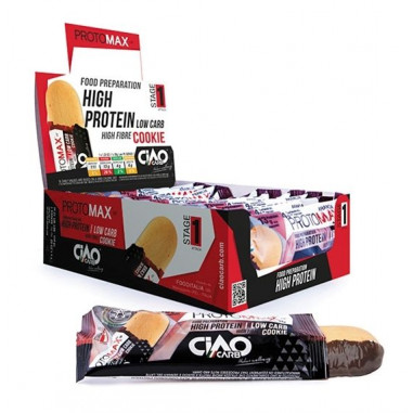 Pacote multisabor CiaoCarb Protomax Fase 1