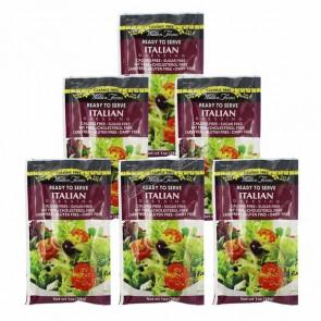 Salsa Italiana Walden Farms Sobre Individual de 28 g