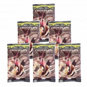 Sirope de Chocolate Walden Farms sobre individual de 60 ml