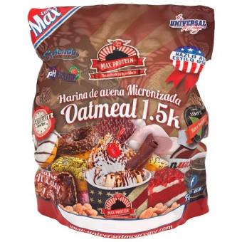 Harina de Avena Max Protein, 1,5 kg
