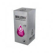 Pack de 12 Bolero Drinks Banana e Morango