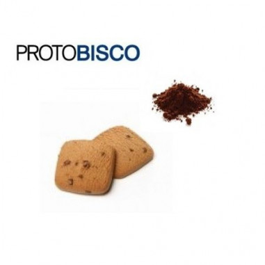 Biscoitos CiaoCarb Protobisco Etapa 2 Cacau