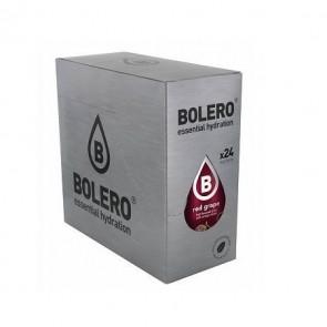 Pack 24 Sobres Bolero Drinks Sabor Uva Roja