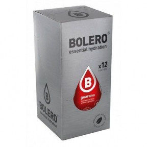 Pack de 12 Sobres Bolero Drinks Sabor Guarana