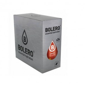Bolero Drinks Peach 24 Pack