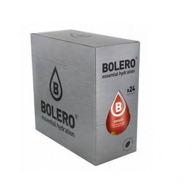 Pack de 24 Sobres Bolero Drinks Sabor Melocotón